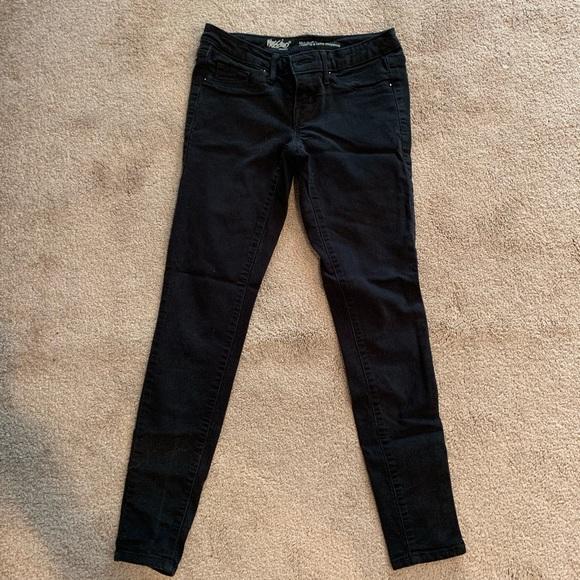 Mossimo Supply Co. Denim - Missino Black skinny jeans